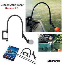 Deeper Flex Braccio 2.0 Smart Sonar Flessibile Ecoscandaglio Supporto Montagearm