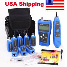 Usa Ship Network Ethernet Lan Phone Tester Wire Tracker Usb Coaxial