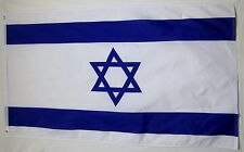 Israel Country Flag 3' X 5' Indoor Outdoor International Banner