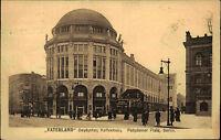 """Berlin 1917 Potsdamer Platz mit """"Vaterland"""" Deutsches Kaffeehaus Café Restaurant"""