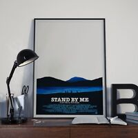 Stand By Me Movie Film Poster Print Picture A3 A4 Vintage Posters