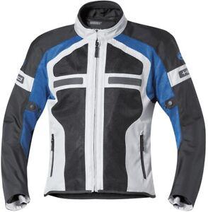 -HELD- Tropic 3.0 Men's Biker Jacket Airy Summer Touring Jacket with Protectors
