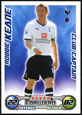 Robbie Keane - Tottenham Hotspur - Match Attax 08/09 Trade Card (C415)