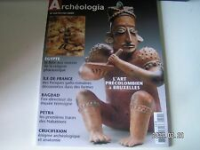 **c Archéologia n°441 Crucifixion / L'art Précolombien à Bruxelles