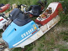 Suzuki SM11 Vintage 340 Snowmobile for Parts