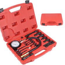 17pcs Car Auto Pressure Tester Auto Pressure Tester Vacuum Pump Brake Bleeder Tester Vacuum Bleed Test Kit Garage Tool Factory Direct Selling Price Hand Tool Sets