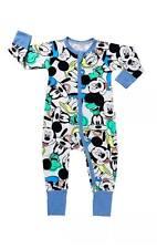 Bonds Disney Zip Wondersuit Mickey Confetti Sz 1 (e42)