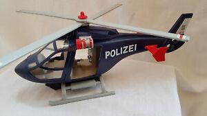 Playmobil Polizeihubschrauber mit LED-Suchscheinwerfer  City Action 5178