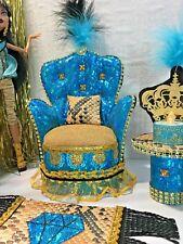 Monster High Barbie Furniture Set armchair for Cleo Nefera de Nile