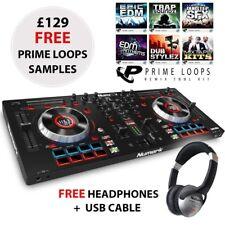 Numark Mixtrack Platino 4 Canales USB Controlador DJ con los Auriculares Gratis