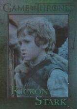 Game of Thrones Season 1 - #53 Base Parallel Foil Card