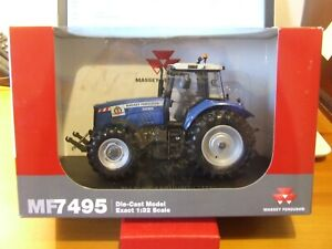 Dealer Issue Massey Ferguson 7495 Tractor, 1:32, BNIB