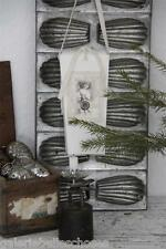 2 x Jeanne d'Arc Living Geschenkbox Weihnacht Faltschachtel Nostalgie Noel Deko