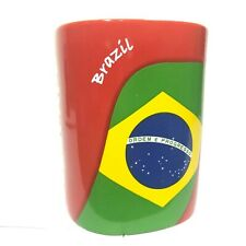 Nescafe Coffee Brazil Cup Mugs Ceramic National FIFA World Cup 2018 Russia