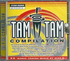Tam Tam Compilation (2002) CD NUOVO SIGILLATO Ago The Soundlovers Molella Buff-Y