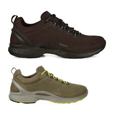 Ecco Mens Trainers Biom Fjuel 837534 Sporty Low-Top Sneakers Leather