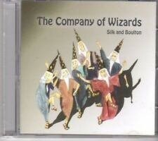 (BK62) The Company of Wizards, Silk & Boulton - 2010 CD