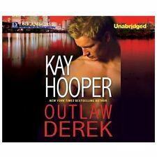 Outlaw Derek by Kay Hooper (English) Compact Disc Audio Book