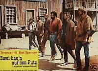 AF ZWEI HAU`N AUF DEN PUTZ Bud Spencer + Terence Hill h