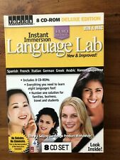 Instant Immersion Language Lab -Learn 8 Languages!