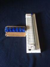 Lot 7 Craft-Lite Cutter Blades battery scrapbook cards crafts light