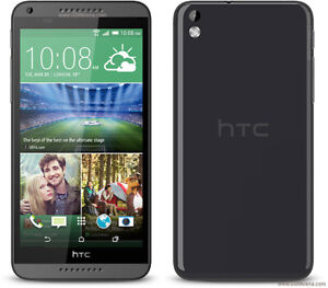 HTC Desire 816 - 8GB - Grey/White Android Unlocked Smartphone 5.5 Inch