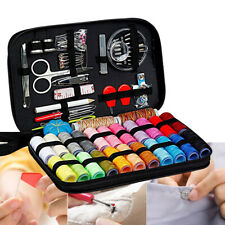 99pcs DIY Portable Mini Sewing Kit Sewing Supplies Craft with Carrying Case