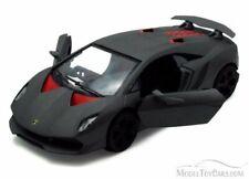 LAMBORGHINI SESTO ELEMENTO 1:24 Scale Diecast Toy Car Model Die Cast Grey