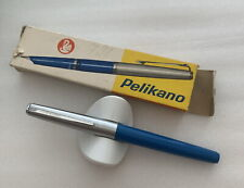 Vintage Pelikan Pelikano Model 3 Fountain Pen Blue