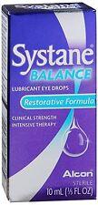 Systane Balance Restorative Formula Lubricant Eye Drops 10 mL