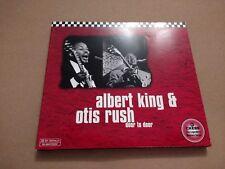 ALBERT KING & OTIS RUSH * DOOR TO DOOR * BLUES DIGIPAK CD ALBUM NR MINT