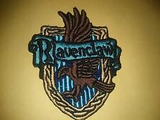 """HARRY POTTER COSTUME """"RAVENCLAW"""" HOGWARTS' PATCH  IRON ON OR SEW ON"""