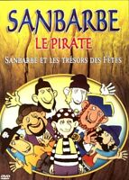 Sanbarbe - Le Pirate - Sanbarbe Et Les Tresors New DVD