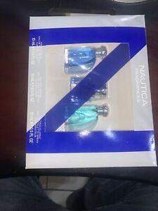 NAUTICA 3 Pieces Fragrance Gift Set 15 mL / 0.5 FL OZ Sealed, Free Shipping