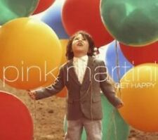 Pink Martini - Get Happy (NEW CD)