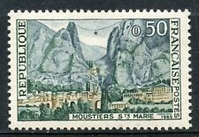STAMP / TIMBRE FRANCE NEUF LUXE ** N° 1436 ** MOUSTIERS SAINTE MARIE