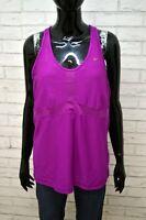 Maglia Canotta Donna NIKE DRY FIT Taglia XXL Maglietta Shirt Woman Top Jersey