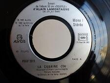 ALAIN LAMONTAGNE La cubaine / pour un de baumugnes PFAV 3011