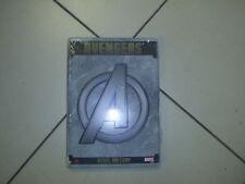 "Portfolio - Marvel ""Steel Gallery"" - avengers - 9 lithographies + 1 plaque - Se"