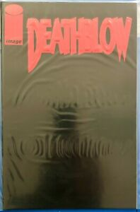 Image Comics. DEATHBLOW #1 Red Foil Stamped cover.