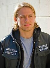 PHOTO SONS OF ANARCHY  - CHARLIE HUNNAM  - 11X15 CM # 1