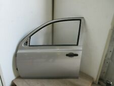 NISSAN MICRA E 2003 N/S PASSENGER SIDE FRONT DOOR PANEL SHELL IN SILVER KYO
