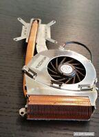 Sony Vaio VGN-FS 315M PCG-7D1M Ersatzteil: CPU Kühlkörper mit Lüfter