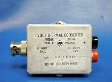 Agilent Hp Keysight 11050A Thermal Converter Untested