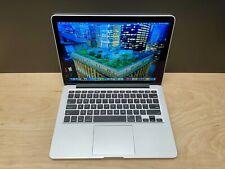 "Barely-used Apple MacBook Pro Retina 13"" A1502 — 2.7GHz 8GB 512GB"
