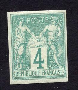 France Colonies 1879 stamp Y&T#25 MNG CV=25€ Very fresh