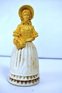 """Vintage Avon Bottle Empty Figurine Decanter Bird Of Paradise Cologne Collecte""""K"""