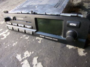 BMW 3er E46 Bj.2004 Original Radio-Navigationssystem 65126942915