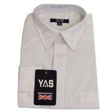 Camisas casuales de hombre en color principal blanco talla XL