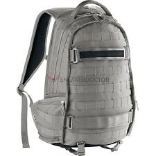New Nike SB RPM Back Pack Bag Dust Grey/Black Laptop Compartment Case Sleeve